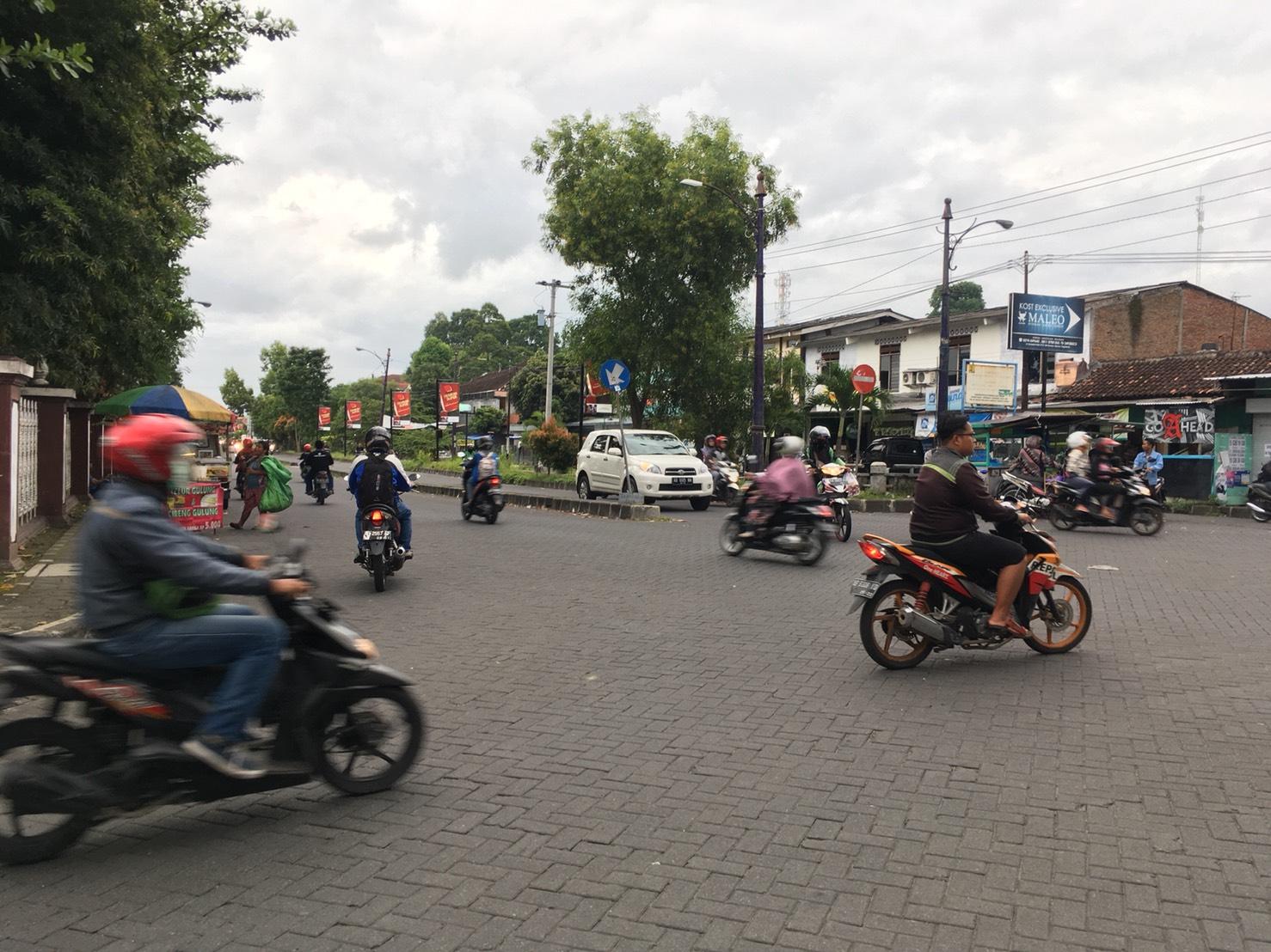 インドネシアでの生活!:文化の違いを感じる